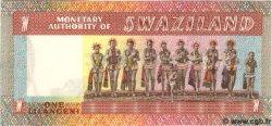 1 Lilangeni SWAZILAND  1974 P.01 NEUF