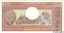 500 Francs TCHAD  1984 P.06 NEUF