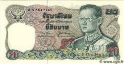 20 Baht THAÏLANDE  1981 P.088 NEUF