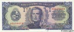 50 Pesos URUGUAY  1967 P.046 NEUF