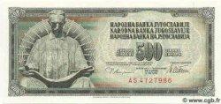 500 Dinara YOUGOSLAVIE  1978 P.091a NEUF