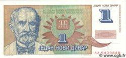 1 Novi Dinar YOUGOSLAVIE  1994 P.145 NEUF