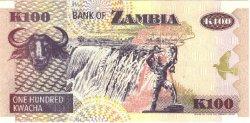 100 Kwacha ZAMBIE  1992 P.38 NEUF