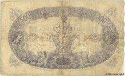 500 Francs TUNISIE  1924 P.05b pr.TB