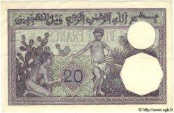 20 Francs TUNISIE  1939 P.06b SUP