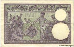 20 Francs TUNISIE  1941 P.06b SUP+