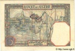 5 Francs TUNISIE  1929 P.08a pr.SPL