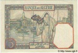 5 Francs TUNISIE  1941 P.08b SPL