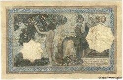 50 Francs TUNISIE  1921 P.09 TB