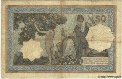 50 Francs TUNISIE  1924 P.09 pr.TB