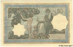 50 Francs TUNISIE  1937 P.09 pr.SUP
