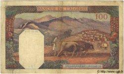 100 Francs TUNISIE  1939 P.13a