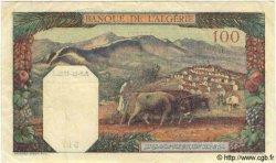 100 Francs TUNISIE  1942 P.13b TTB+