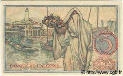 5 Francs TUNISIE  1944 P.15 pr.NEUF