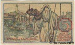 5 Francs TUNISIE  1944 P.16 SPL