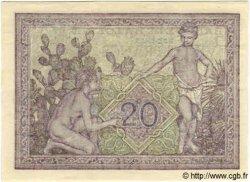 20 Francs TUNISIE  1944 P.17 SUP