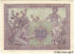 20 Francs TUNISIE  1945 P.18 pr.SPL