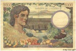 1000 Francs TUNISIE  1942 P.20a pr.SUP