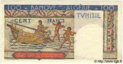 100 Francs TUNISIE  1947 P.24 SUP