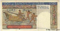 100 Francs TUNISIE  1947 P.24 TTB+