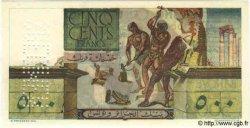 500 Francs TUNISIE  1950 P.28s NEUF