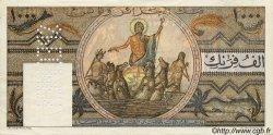 1000 Francs TUNISIE  1950 P.29s SPL