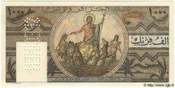 1000 Francs TUNISIE  1950 P.29s NEUF
