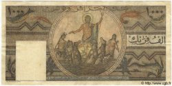 1000 Francs TUNISIE  1950 P.29a TB