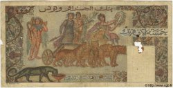 5000 Francs TUNISIE  1952 P.30 B