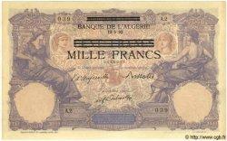 1000 Francs TUNISIE  1892 P.31 pr.NEUF