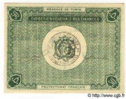 50 Centimes TUNISIE  1918 P.32b SPL