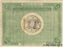 50 Centimes TUNISIE  1918 P.35 TTB+