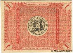 1 Franc TUNISIE  1918 P.36c pr.SUP