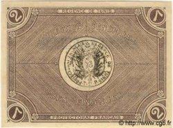 2 Francs TUNISIE  1918 P.37c NEUF