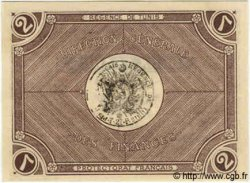 2 Francs TUNISIE  1919 P.47a NEUF