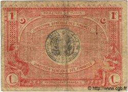 1 Franc TUNISIE  1920 P.49 B+