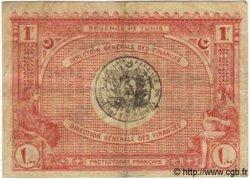 1 Franc TUNISIE  1920 P.49 pr.TTB