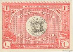 1 Franc TUNISIE  1920 P.49 NEUF