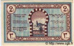 2 Francs TUNISIE  1943 P.56 pr.NEUF