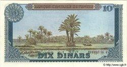 10 Dinars TUNISIE  1969 P.65 SPL
