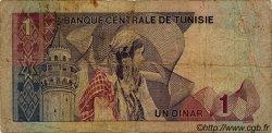 1 Dinar TUNISIE  1972 P.67 B