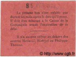 2 Francs TUNISIE  1916 P.-- pr.NEUF