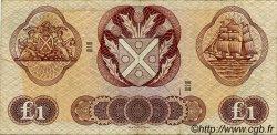 1 Pound ÉCOSSE  1969 P.109b TB