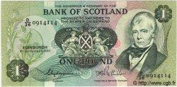 1 Pound ÉCOSSE  1980 P.111d NEUF
