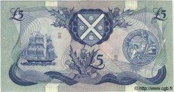 5 Pounds ÉCOSSE  1977 P.112c SUP