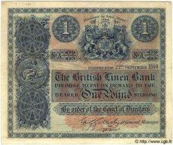 1 Pound ÉCOSSE  1914 P.151a TTB