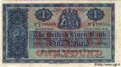 1 Pound ÉCOSSE  1949 P.157c NEUF