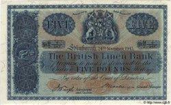 5 Pounds ÉCOSSE  1943 P.158 NEUF