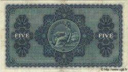 5 Pounds ÉCOSSE  1961 P.163 pr.SUP