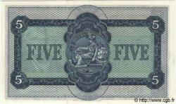5 Pounds ÉCOSSE  1962 P.167a NEUF